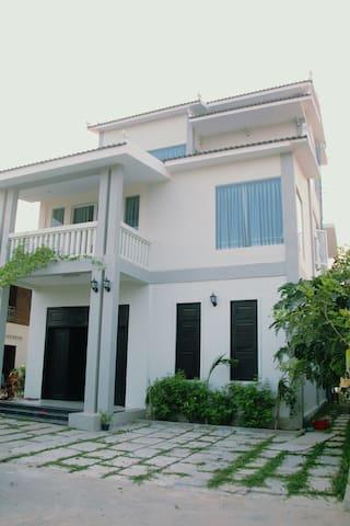2 BedRooms@2nd Floor/PickUp/LivingRoom/Kitchen - Krong Siem Reap - Casa