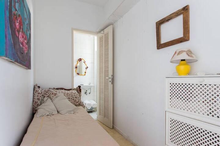 Private Backroom Laranjeiras/SZ 1p - Rio de Janeiro - Wohnung
