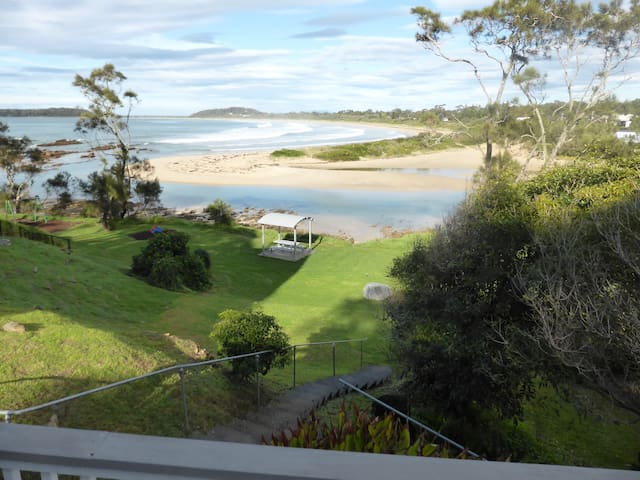 Cosy cottage with Panoramic views   - Mossy Point - Casa