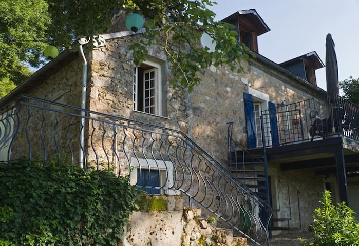 Gîte Romantique - Le Petit Morvan - Villapourçon - Hytte