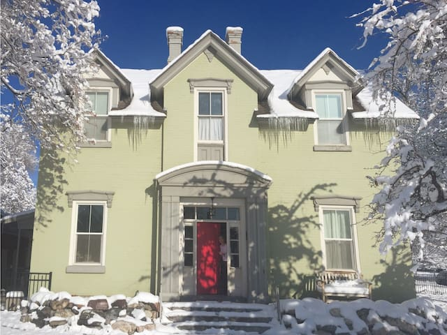 Historic Gothic Revival in Downtown Provo - Provo
