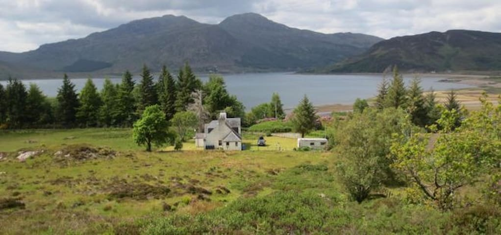 Skye & the Highlands - a great base for exploring - Glenelg - 度假屋