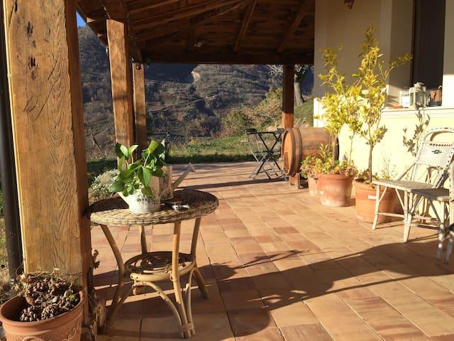 Stupendo casale in Calabria - Lungro - Huis