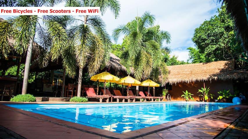 Baanpong Lodge, Chiang Mai - San Kamphaeng - Bed & Breakfast