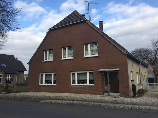 Vacation apartment / House Kranenburg - Kranenburg - Hus