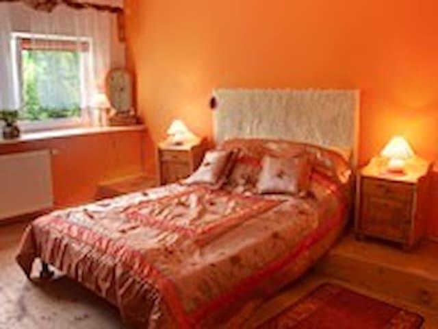 Złoty Potok 21 Pokój Pomarańczowy - Złoty Potok - Apartamento