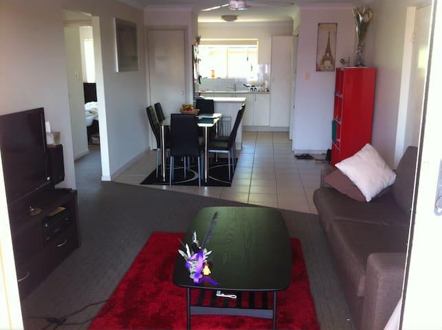 Cosy flat near the city - Gordon Park - Apartamento