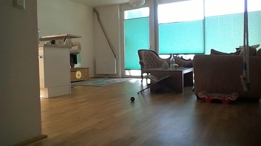 Wohnung mit großzügig, helle 3 Zimmern in Kufstein - Kufstein - Selveierleilighet