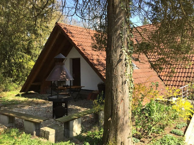 Vacation home near train to Munich, Therme Erding - Wörth - Hus