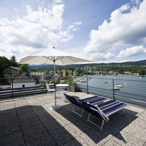 Nice apartment on the lake - Velden am Wörthersee - 公寓