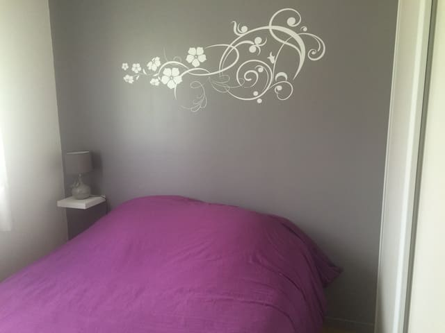 Chambre confort avec accés piscine - Sadirac - Talo