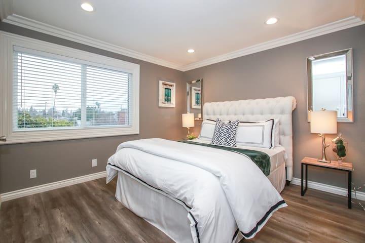 #1 - Master Suite + prvt bathroom w/separate entry - Santa Clara - Dům