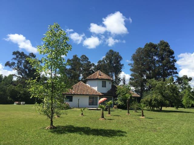 The Vineyard House - Colchagua, Santa Cruz - Haus