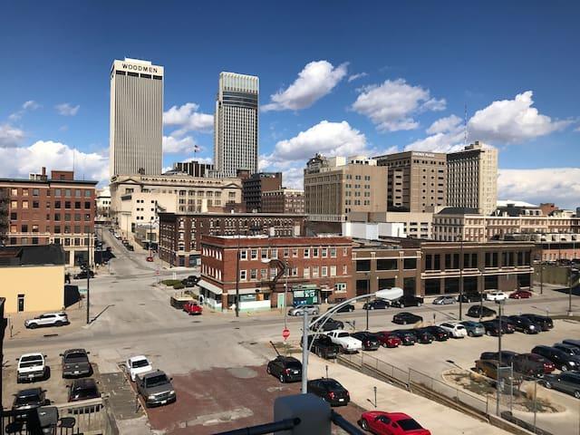 Entire apartment near downtown Omaha - Omaha - Leilighet