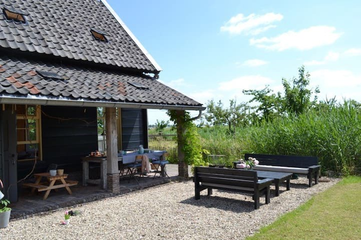 Unique stylish country house, 20 minutes from Amsterdam - Vreeland - Casa de campo