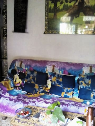 ArtRevolution art home -Seemas goan home stay - Mapusa - Leilighet