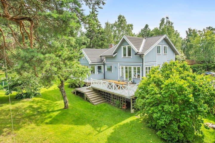 Stor, fantastisk villa på Solö i Roslagen - Norrtälje SO - Haus