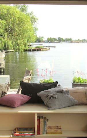 A'dam AAA country lakeside apt - Vinkeveen - Apartemen