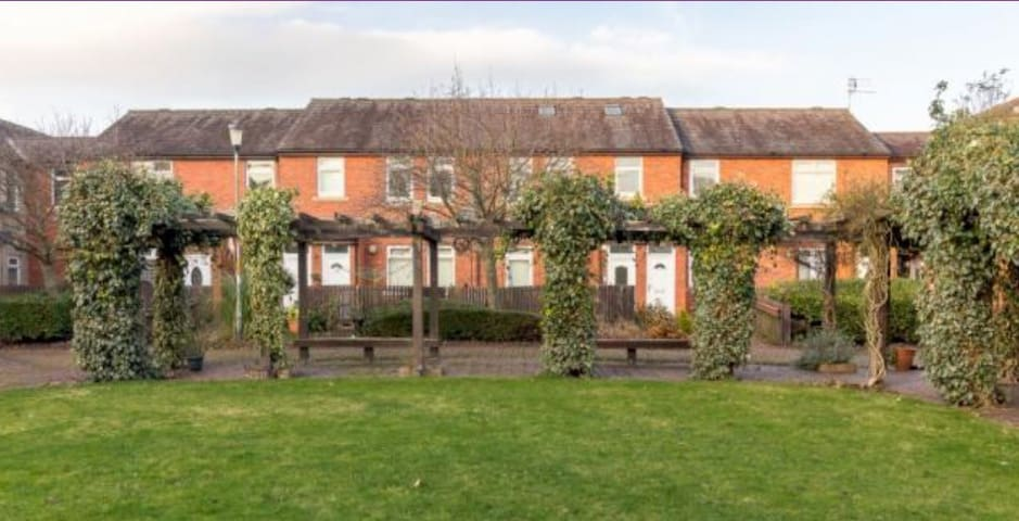 Cosy flat in Morpeth town centre - Morpeth - Appartement