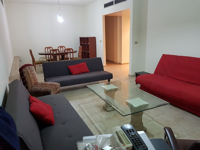 Fully furnished sous-sol apartment for rent - Matn