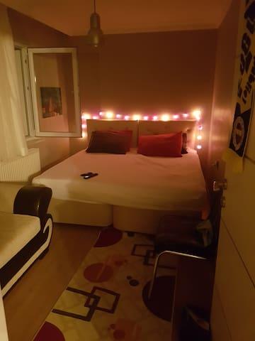 Temiz huzurlu bir ev ortamı - Nilüfer - 公寓