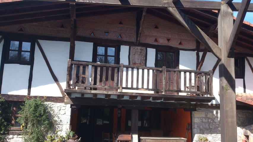 Caserío Reserva  de Urdaibai 2 - Bizkaia - Huis