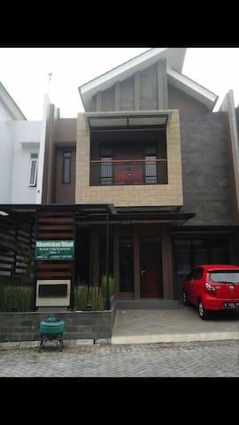 New Modern home - Garut  - 獨棟