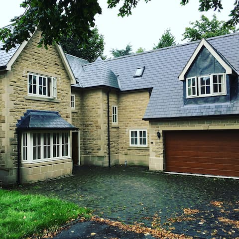 Beautiful luxurious 5 bed detached - Mansfield - Hus
