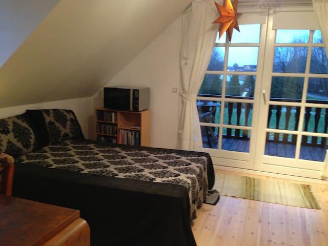 Charming room in Ølstykke. - Ølstykke - Huis
