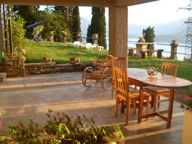 VEZIO HILLS HOUSE Varenna Lake Como - Perledo - Квартира
