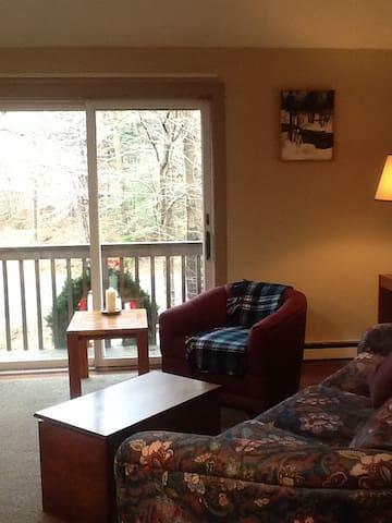 Apartment @ Loon Mountain - Lincoln - Departamento
