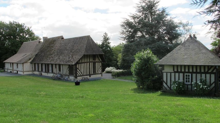 Belle maison rénovée campagne  Pierrefitte en Auge - Pierrefitte-en-Auge - Hus