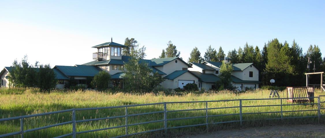 Island Ranch Retreat   - Cascade - Departamento