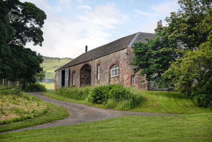 Farmstay self catering by Stirling - Stirling - Huis