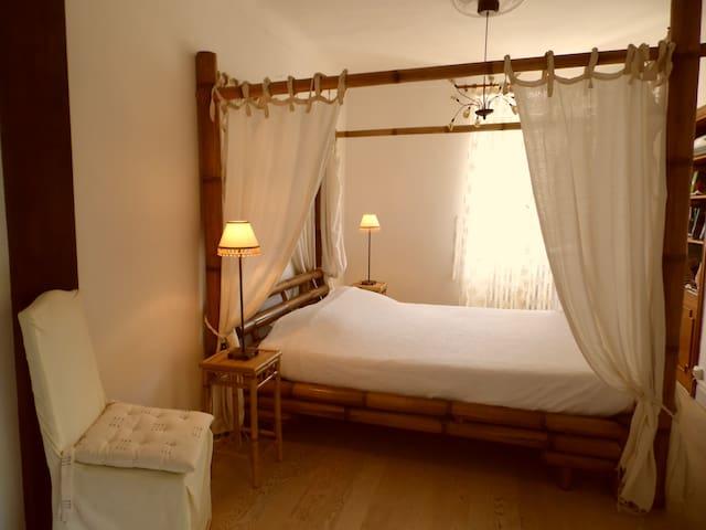 CHAMBRE ENTRE AJACCIO ET PORTICCIO - Bastelicaccia - Bed & Breakfast