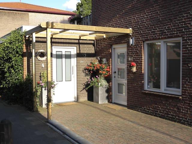 Appartement Welca ligt in het Kastelendorp Baarlo - Baarlo - Daire