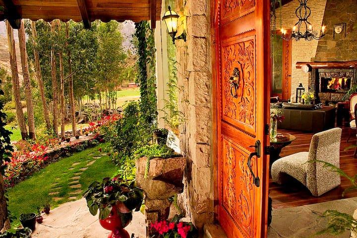 Cusco Villas #1 in Cusco - Lamay - Casa de camp