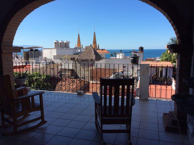 Amazing View Private Room Penthouse - Puerto Vallarta - Apartmen