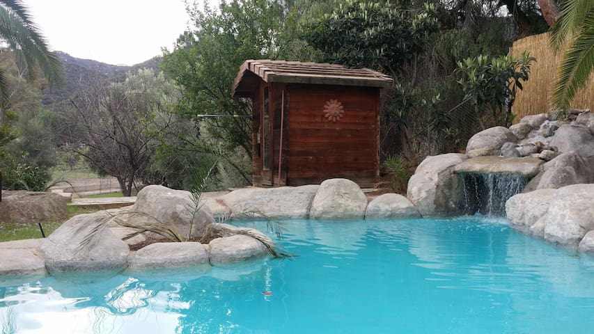 Secluded Large Country Ranch Estate - Lake Elsinore - Huis