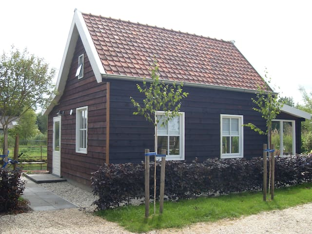 Authentic Dutch cottage - Hazerswoude-Dorp - Stuga