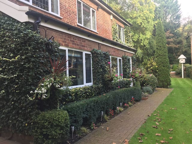 Four bed detached house in Chalfont St Giles - Buckinghamshire - Ev