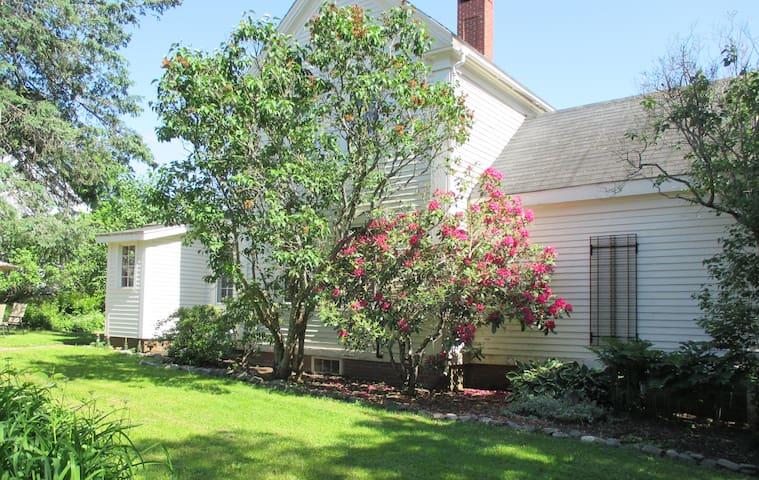Maine Artist's Home - Damariscotta - Huis