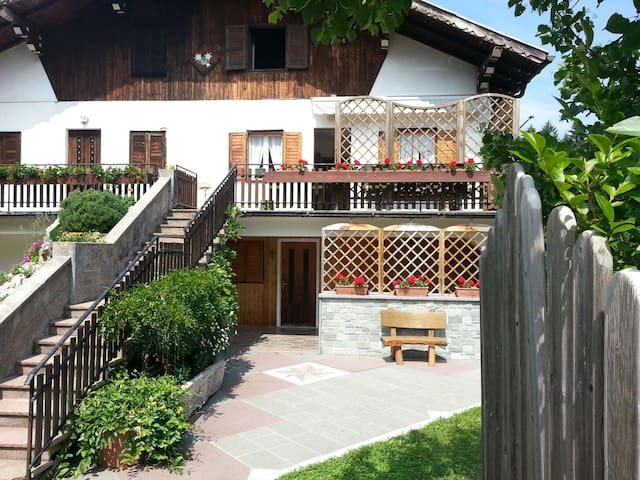 Trentino - Mountain Home - Villa Lagarina - Appartement