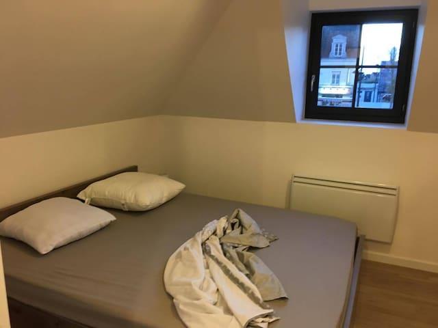 Chambre privative et spacieuse - Montauban - Casa