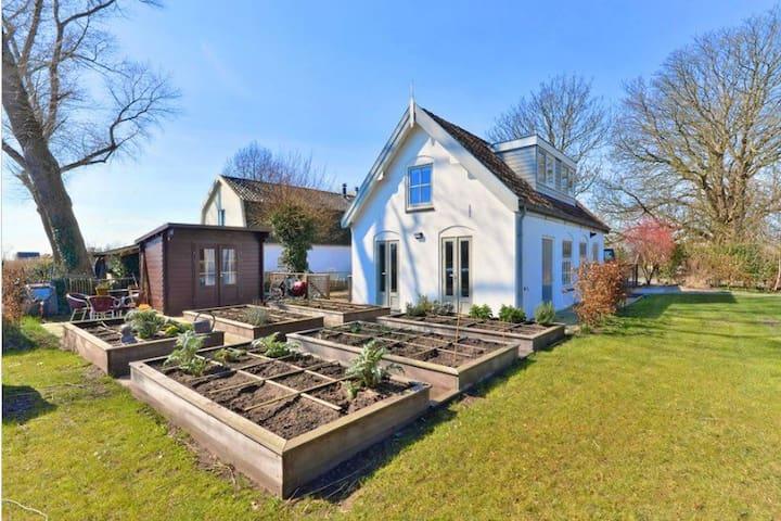 4-6p. White Clogs House (near Amsterdam) - Ouderkerk aan de Amstel