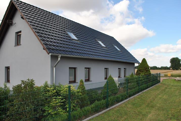 Vollkomforthaus für 4-8 Pers. in Mitteldeutschland - Wettin-Löbejün - Dom