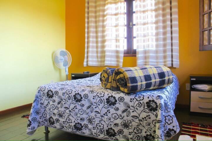 Hostel/Pousada do Chico em São Lourenço-MG - São Lourenço