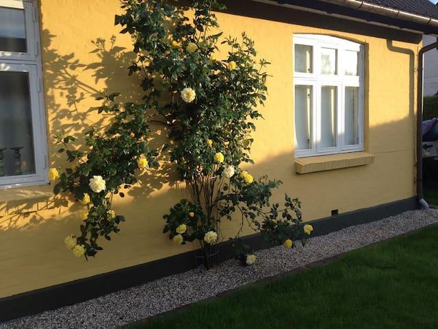 Cute and romantic scandinavian house - Gadstrup - Ev