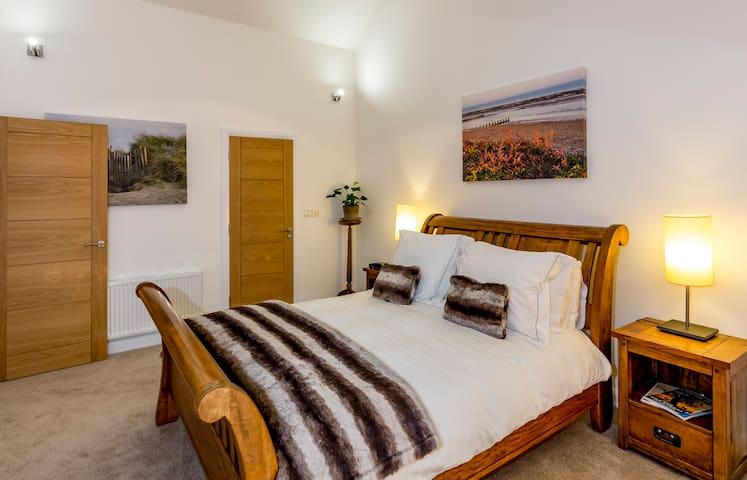Bright, modern rooms near Frome/Bath - Trudoxhill - Hus