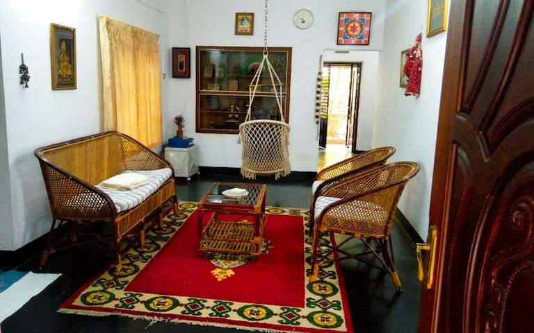 Cosy home, in the Cultural Capital. - Thrissur - Talo